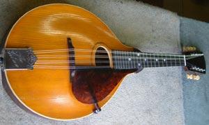 1909 Gibson Mandolin